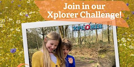 Half Term Xplorer Challenge at Brockholes - Sunday 30 May tickets