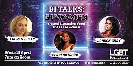 Bi Talks: Bi Women tickets