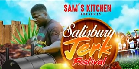 Salisbury Caribbean Jerk & bbq COOKOUT!! tickets