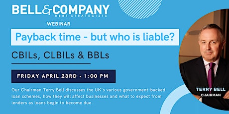 Coronavirus Business Debt: Payback Time - But who is liable? tickets
