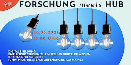 Forschung meets Hub Tickets