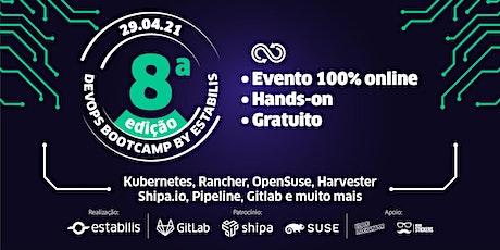 DevOps Bootcamp by Estabilis 8ª edição bilhetes