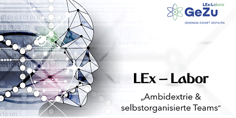 "LEx-Labor ""Ambidextrie& selbstorganisierte Teams"" (Vier Sessions) Tickets"