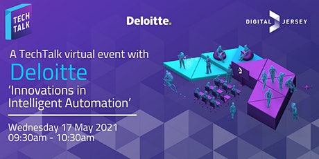 A TechTalk Virtual Event on Innovations in Intelligent Automation tickets