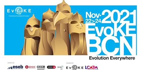 EvoKE BCN 21 Meeting tickets