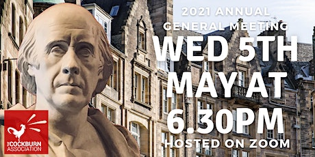 Cockburn Association 2021 Annual General Meeting tickets