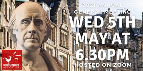 Cockburn Association 2021 Annual General Meeting tickets