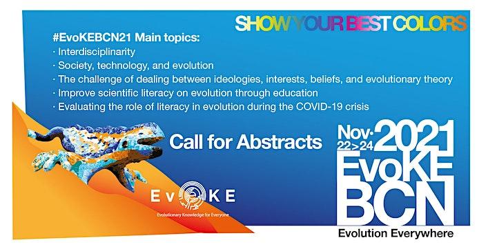 EvoKE BCN 21 Meeting image