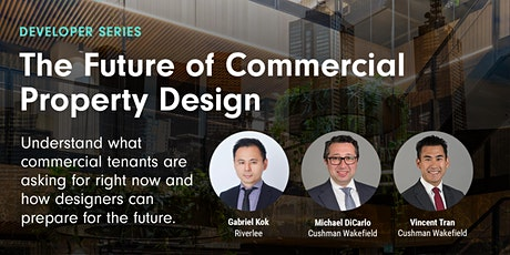 The Future of Design for Commercial Property tickets