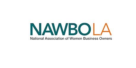NAWBO-LA Momentum Monthly tickets