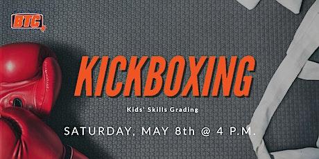 Kids' Kickboxing Skills Grading tickets
