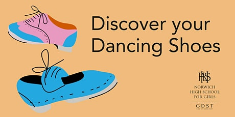 Discover your Dancing Shoes: live event for parents and girls aged 3-5 tickets
