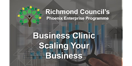 Building business scale - Business Clinic Tickets