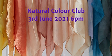 Natural Colour Club June - Rainbow tickets