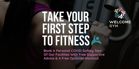 Personal Gym Tours at Welcome Gym Southend tickets