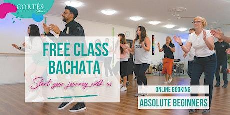 BACHATA / FREE CLASS tickets