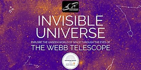 Explorer Dome - Invisible Universe tickets