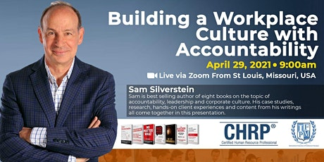 CHRP: Building a Workplace with Culture and Accountability. tickets