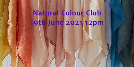 Natural Colour Club June - Rainbow tickets