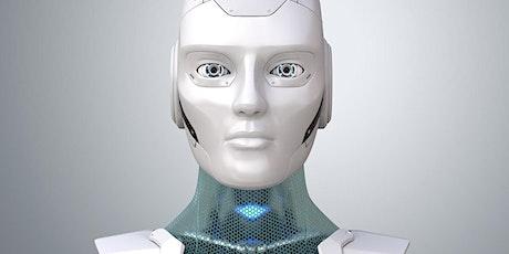 Conviviendo con robots y la Inteligencia Artificial boletos