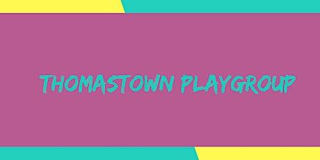 Thomastown Playgroup tickets