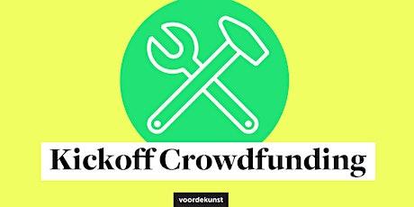 Kickoff crowdfunding in samenwerking met Gemeente Rotterdam tickets