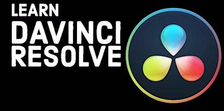 Davinci Resolve  Video Editing Workshop tickets