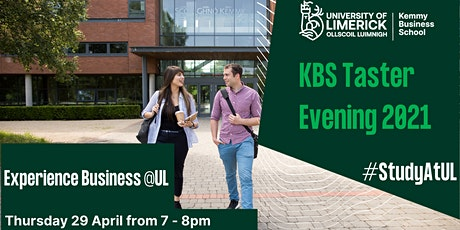 Experience Business @UL tickets