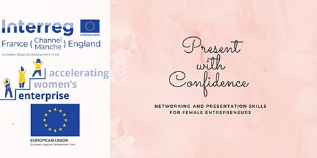 Networking and Presentation skills for Female Entrepreneurs tickets