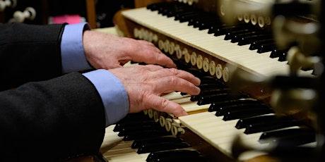 Organ Concert - Jeffrey Makinson tickets