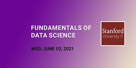 Online Fundamentals of Data Science Training tickets