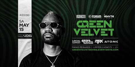 GREEN VELVET presented by REVIBE at The Forum tickets