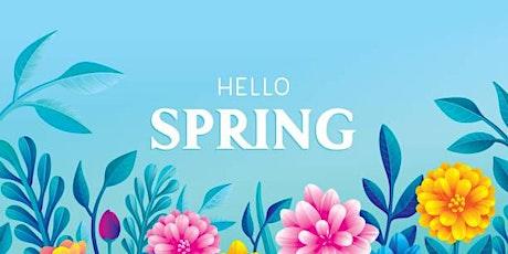 Springtime Bingo tickets