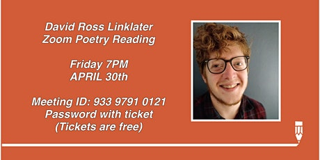 David Ross Linklater Book Launch tickets