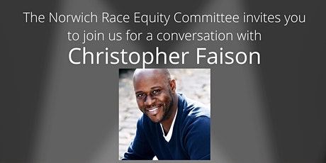 A Conversation with Christopher Faison tickets