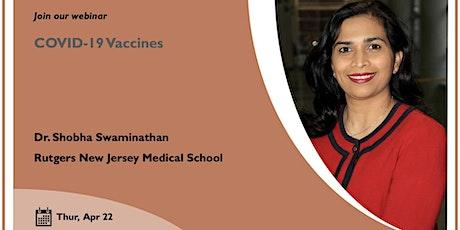 COVID-19 Vaccine Webinar tickets