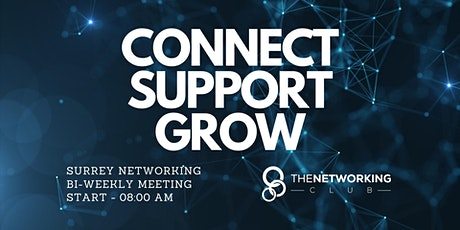Business Networking for Surrey tickets