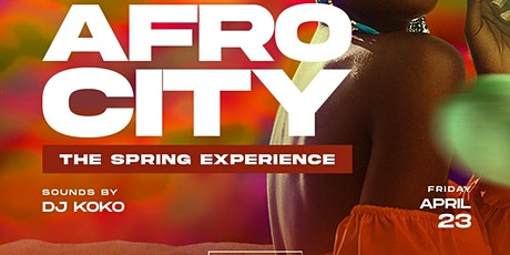 AFRO CITY: Every 2ND & 4TH Fridays Of The Month tickets