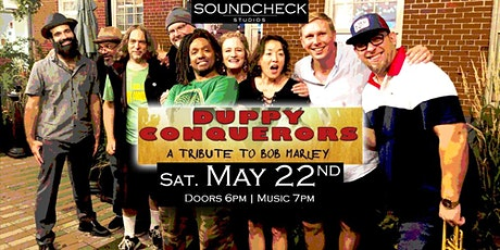 SOLD OUT - Duppy Conquerors - A Tribute to Bob Marley tickets