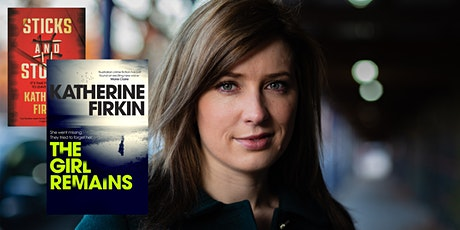 In-person FrankTALK with Katherine Firkin tickets