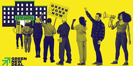Green New Deal Dorset: Public Meeting tickets