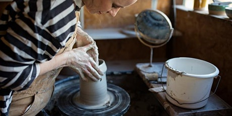 Clay Pinch Pot Making with Louise Farnes tickets