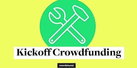 Kickoff crowdfunding in samenwerking met Gemeente Den Haag tickets