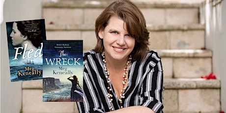 In-person FrankTALK with Meg Keneally tickets