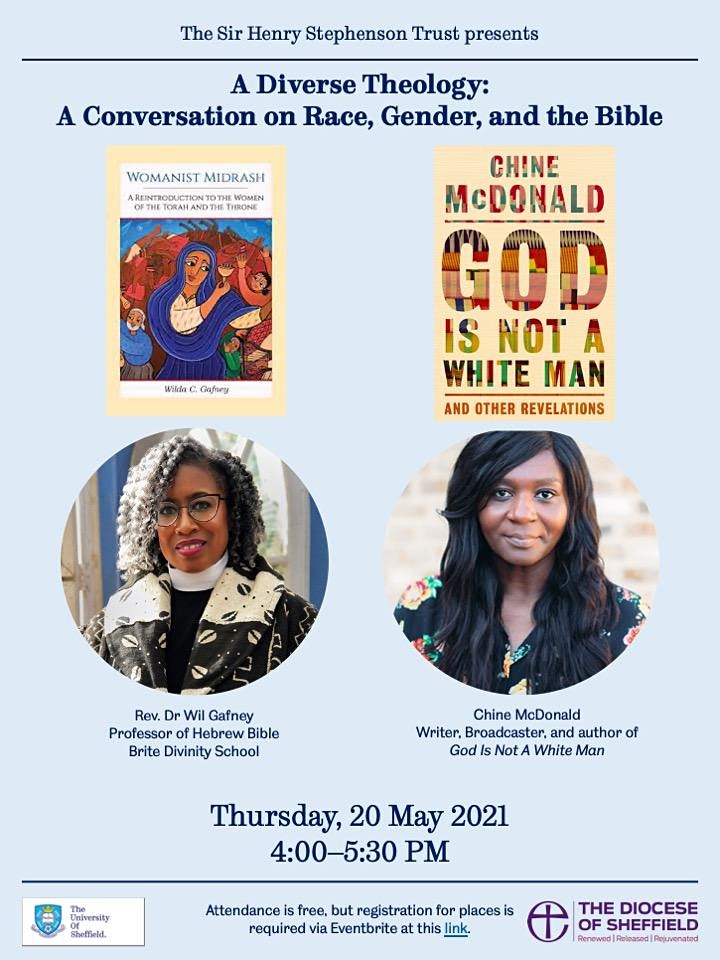A Diverse Theology:  A Conversation on Race, Gender, and the Bible image