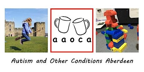 AAOCA Parent/Carer - Peer Support Group - Outdoor Meeting tickets
