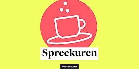 Online spreekuren i.s.m. Cultuurfonds Almere tickets