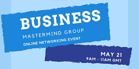 Business Mastermind session tickets