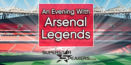 An Evening with Arsenal Legends - Mansfield tickets
