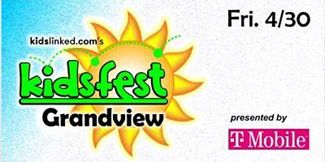 VENDOR REGISTRATION: Grandview Kidsfest 4/30/2021 tickets